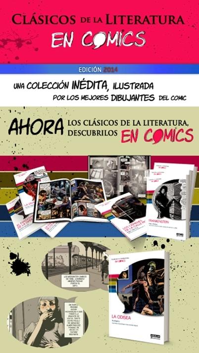 [Aguilar] Clásicos de la literatura en Comics 81B