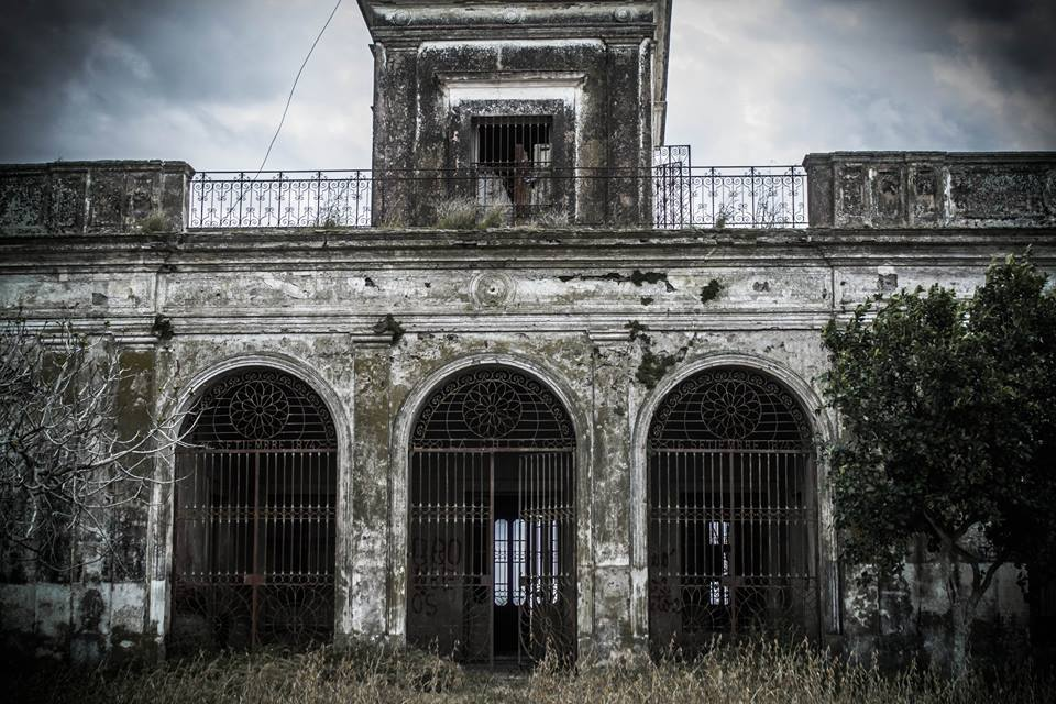 Lugares abandonados en Argentina A74