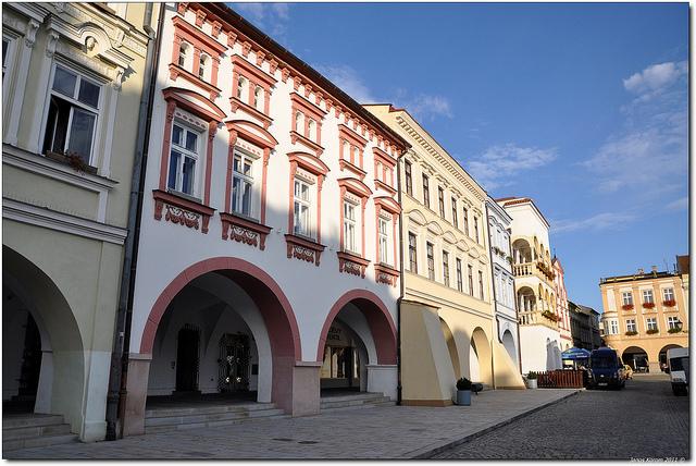 Castillos y Pueblos de la República Checa B3C