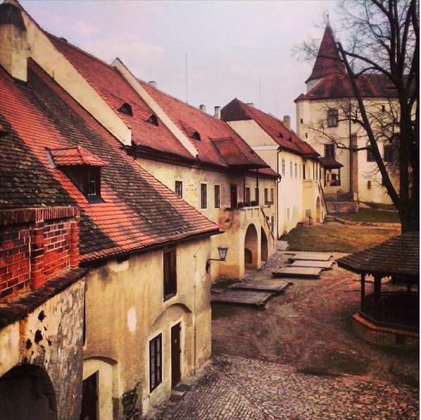 Castillos y Pueblos de la República Checa DDD