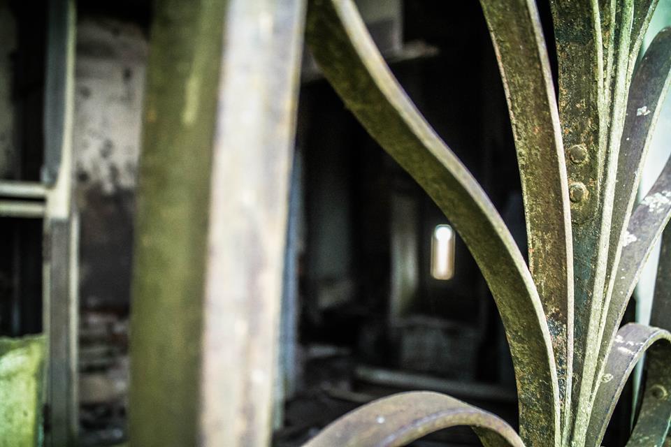 Lugares abandonados en Argentina AD4