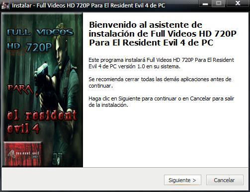 [OFFLINE] Videos HD  720 para el juego Resident Evil 4 (Actualizados) 3949BD446