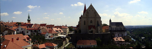 Castillos y Pueblos de la República Checa 4C1