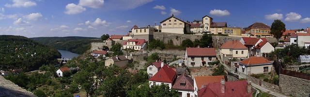 Castillos y Pueblos de la República Checa 9CC