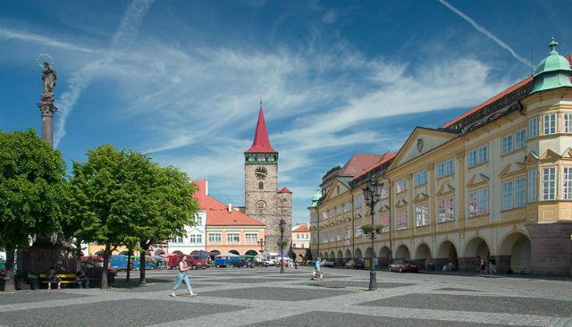 Castillos y Pueblos de la República Checa 382