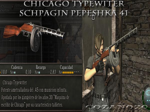 Varios mods de armas C20E9EC51