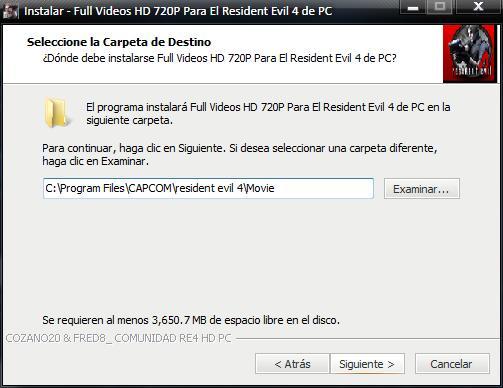 [OFFLINE] Videos HD  720 para el juego Resident Evil 4 (Actualizados) F74DD838B