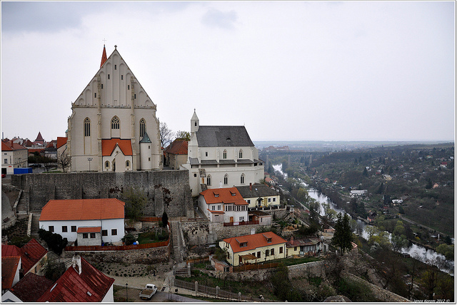 Castillos y Pueblos de la República Checa DFF
