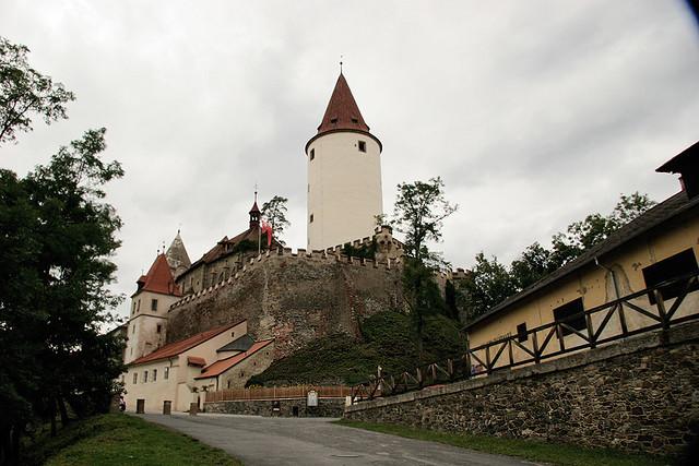 Castillos y Pueblos de la República Checa C8C