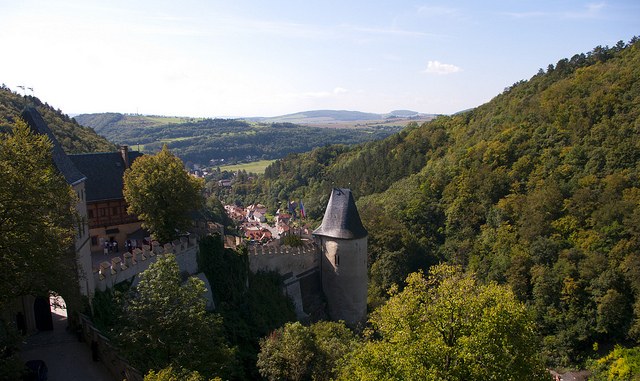 Castillos y Pueblos de la República Checa BF1