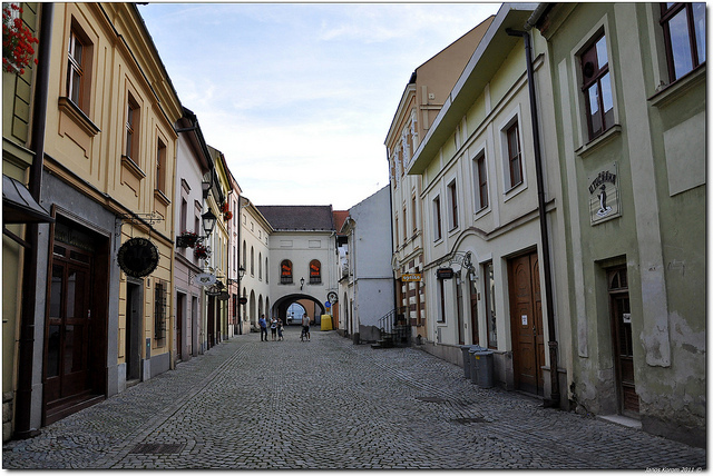 Castillos y Pueblos de la República Checa FBD
