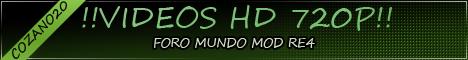 [OFFLINE] Videos HD  720 para el juego Resident Evil 4 (Actualizados) EF198B55E