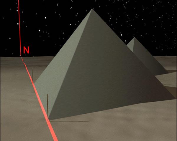 La tecnología de lo imposible, las pirámides de Egipto 173