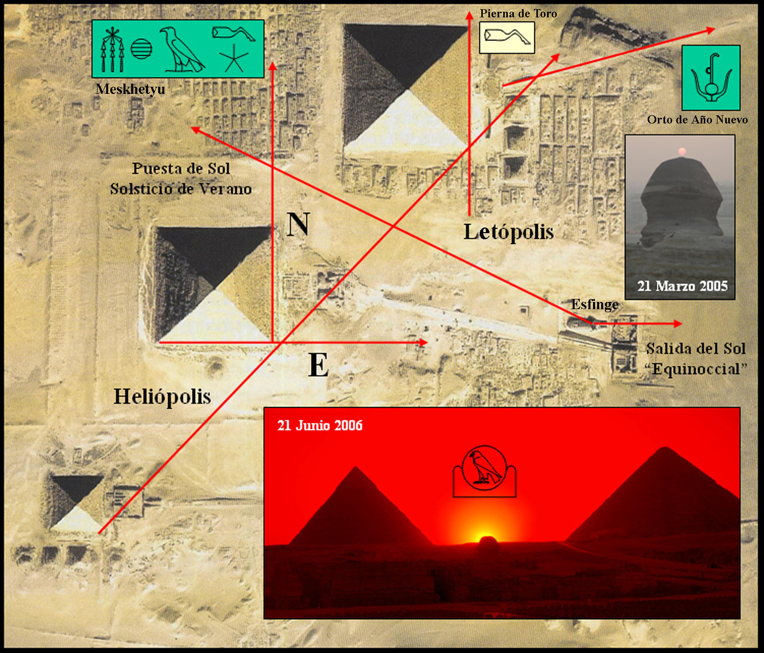 La tecnología de lo imposible, las pirámides de Egipto 46B