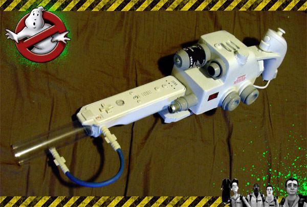 ça prendrait ça pour jouer GB Wii Wii-ghostbusters-gun