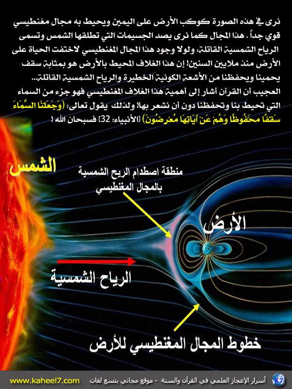 رائع بالصور: من أسرار الإعجاز العلمي في القرآن والسنة Quran0988976654