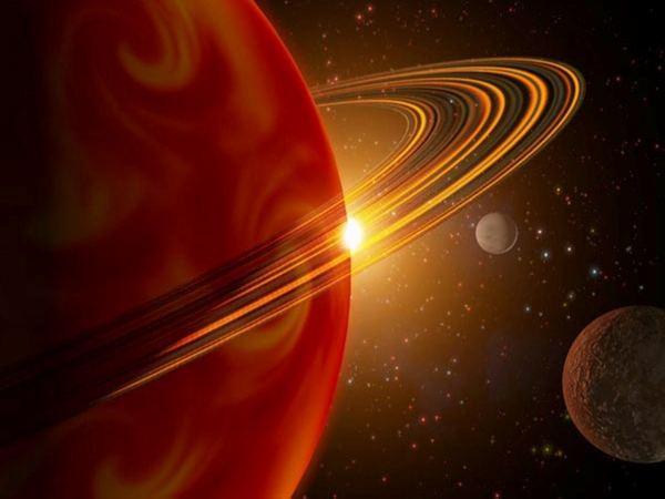 الألماس يزين الفضاء!! وسخر لكم ما في السموات  Saturn