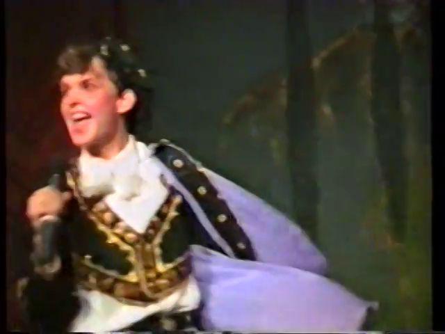 «Двенадцатая ночь» по пьесе У.Шекспира - выпуск СГбГАТИ, 6 мая 1990 г (видео, скрины) 087bf