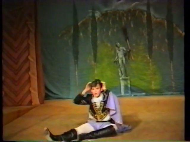«Двенадцатая ночь» по пьесе У.Шекспира - выпуск СГбГАТИ, 6 мая 1990 г (видео, скрины) 1e6cc