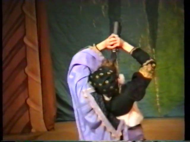 «Двенадцатая ночь» по пьесе У.Шекспира - выпуск СГбГАТИ, 6 мая 1990 г (видео, скрины) 32160