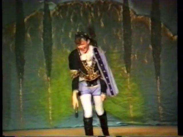 «Двенадцатая ночь» по пьесе У.Шекспира - выпуск СГбГАТИ, 6 мая 1990 г (видео, скрины) 361eb