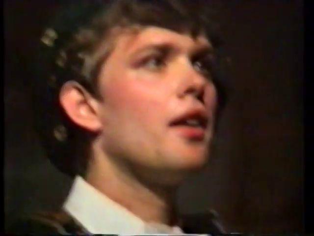 «Двенадцатая ночь» по пьесе У.Шекспира - выпуск СГбГАТИ, 6 мая 1990 г (видео, скрины) 5d503