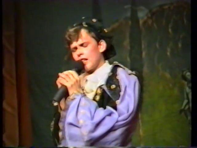 «Двенадцатая ночь» по пьесе У.Шекспира - выпуск СГбГАТИ, 6 мая 1990 г (видео, скрины) 73865