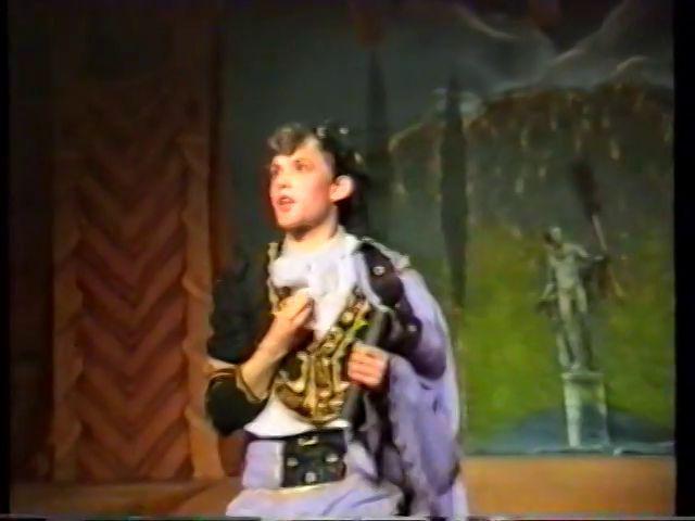 «Двенадцатая ночь» по пьесе У.Шекспира - выпуск СГбГАТИ, 6 мая 1990 г (видео, скрины) 83fba