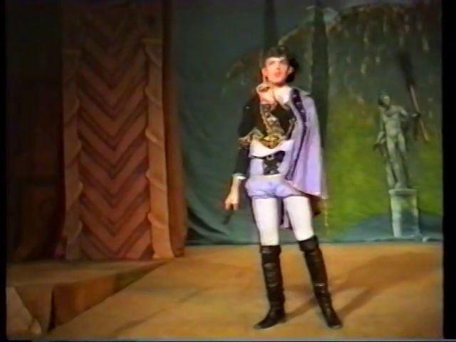«Двенадцатая ночь» по пьесе У.Шекспира - выпуск СГбГАТИ, 6 мая 1990 г (видео, скрины) 89b0f