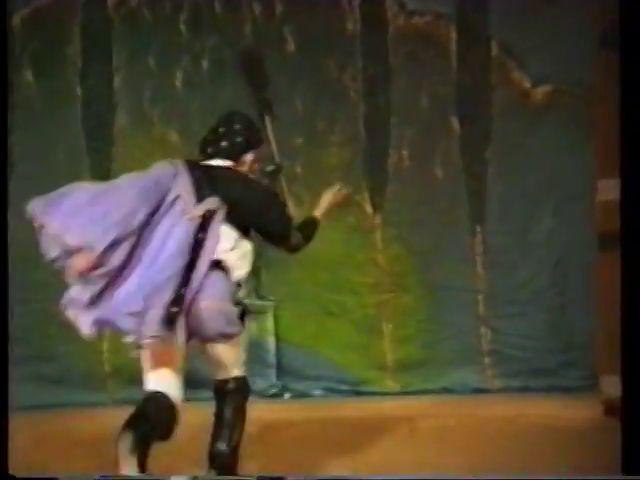 «Двенадцатая ночь» по пьесе У.Шекспира - выпуск СГбГАТИ, 6 мая 1990 г (видео, скрины) 8e548