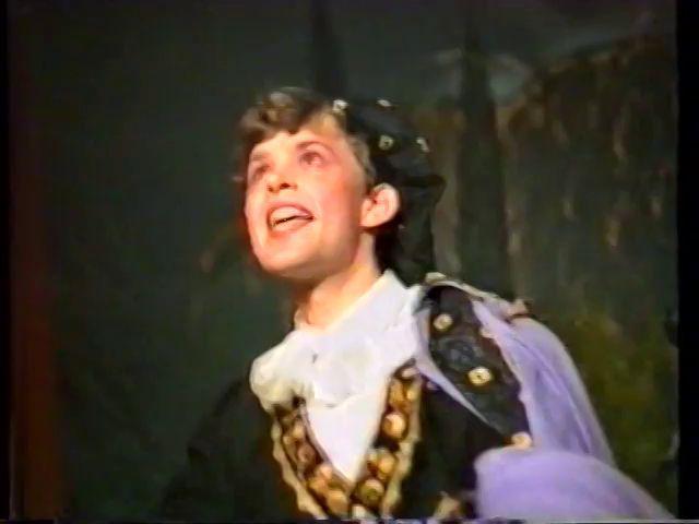 «Двенадцатая ночь» по пьесе У.Шекспира - выпуск СГбГАТИ, 6 мая 1990 г (видео, скрины) 9120d