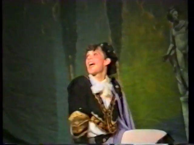 «Двенадцатая ночь» по пьесе У.Шекспира - выпуск СГбГАТИ, 6 мая 1990 г (видео, скрины) 9743b