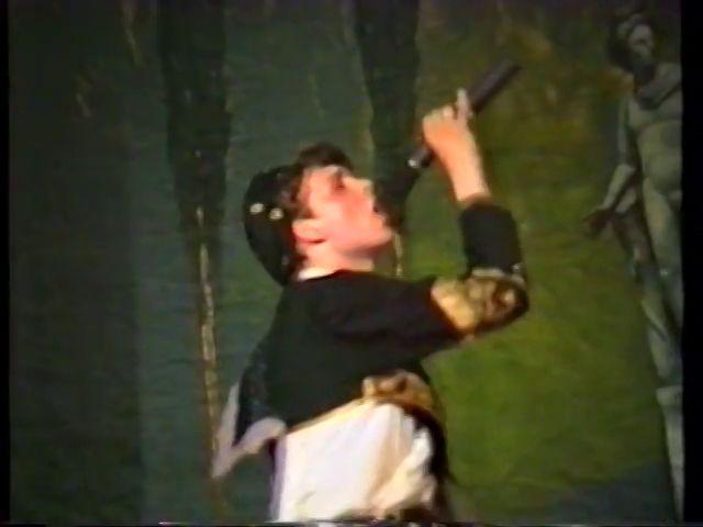 «Двенадцатая ночь» по пьесе У.Шекспира - выпуск СГбГАТИ, 6 мая 1990 г (видео, скрины) Ab9da