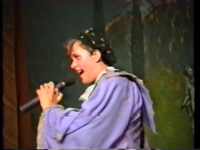 «Двенадцатая ночь» по пьесе У.Шекспира - выпуск СГбГАТИ, 6 мая 1990 г (видео, скрины) B42a9