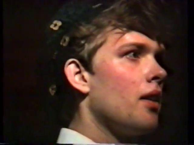 «Двенадцатая ночь» по пьесе У.Шекспира - выпуск СГбГАТИ, 6 мая 1990 г (видео, скрины) B9b2d