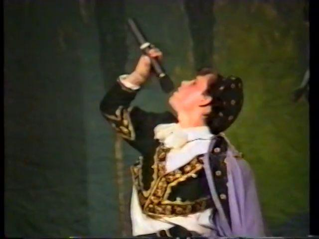«Двенадцатая ночь» по пьесе У.Шекспира - выпуск СГбГАТИ, 6 мая 1990 г (видео, скрины) Be381