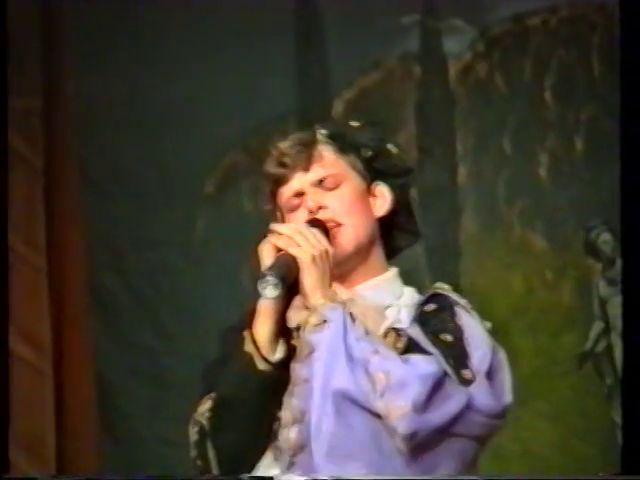 «Двенадцатая ночь» по пьесе У.Шекспира - выпуск СГбГАТИ, 6 мая 1990 г (видео, скрины) Dd1cb