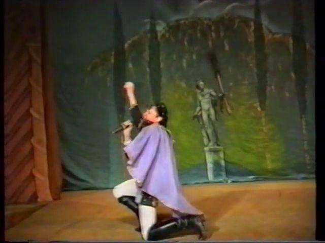 «Двенадцатая ночь» по пьесе У.Шекспира - выпуск СГбГАТИ, 6 мая 1990 г (видео, скрины) De5d8