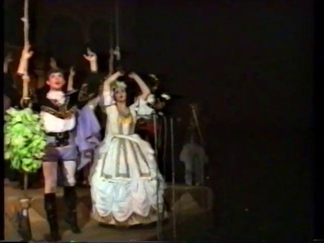 «Двенадцатая ночь» по пьесе У.Шекспира - выпуск СГбГАТИ, 6 мая 1990 г (видео, скрины) Df3f7