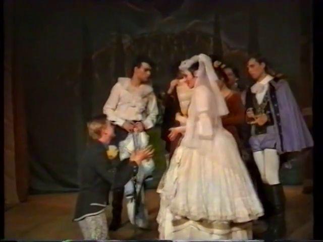 «Двенадцатая ночь» по пьесе У.Шекспира - выпуск СГбГАТИ, 6 мая 1990 г (видео, скрины) Dfda2