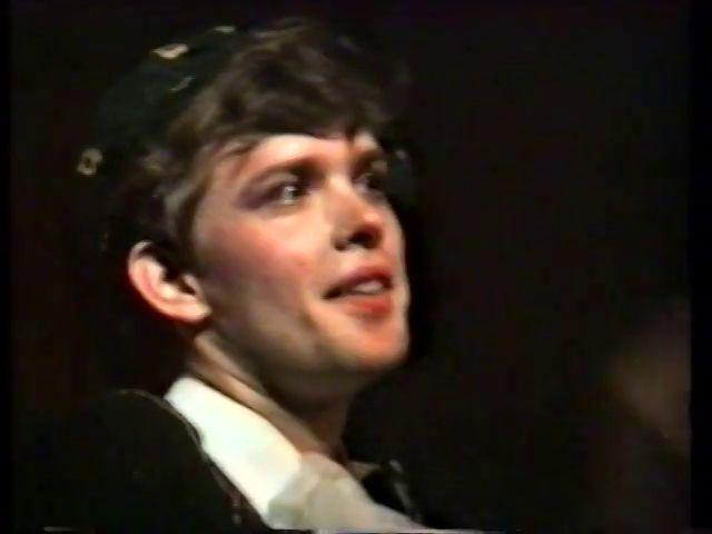 «Двенадцатая ночь» по пьесе У.Шекспира - выпуск СГбГАТИ, 6 мая 1990 г (видео, скрины) Efc5a