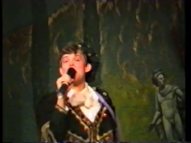 «Двенадцатая ночь» по пьесе У.Шекспира - выпуск СГбГАТИ, 6 мая 1990 г (видео, скрины) F9bc1