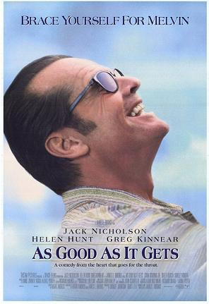 Hajdemo u bioskop - Filmska kritika As_good_as_it_gets