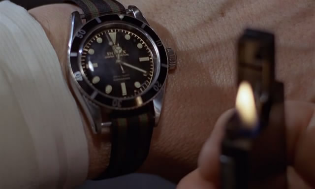 Saga de la montre James Bond par Jean-Claude Biver Jb11