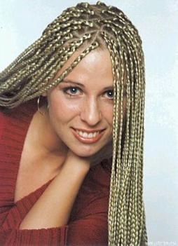 Афрокосички - самый безопасный способ наращивания волос C444a946fef97f464f1c500143b6c88f