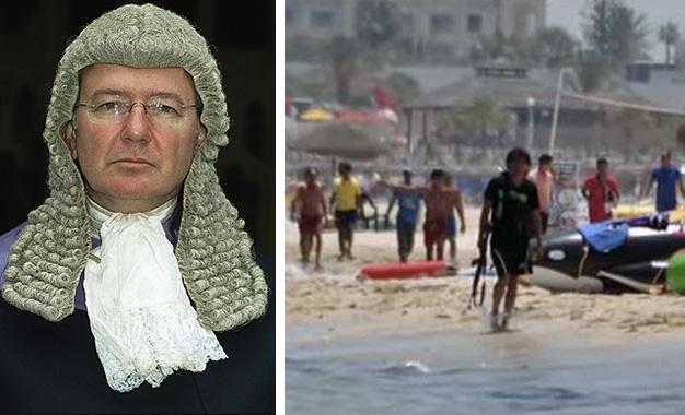 Attentat de Sousse: Les auditions de Londres pointent l'arrivée tardive de la police Attentat-de-Sousse-Juge-britannique