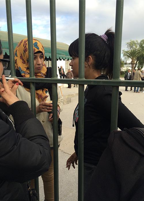 Université : Les étudiants face à la dictature de l'Uget Etudiantes-Flahm