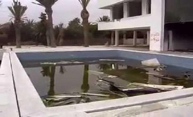 Hammamet : Que sont devenues les maisons confisquées au clan Ben Ali? Chateau-Hammamet