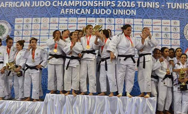 Judo: La Tunisie championne d'Afrique dames et messieurs Tunisie-championnat-Afrique