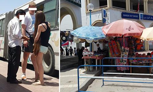 Monastir, une ville touristique à la dérive Touristes-Monastir-arnaque